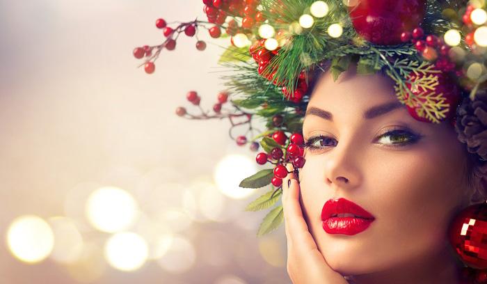 آموزش آرایش کریسمس