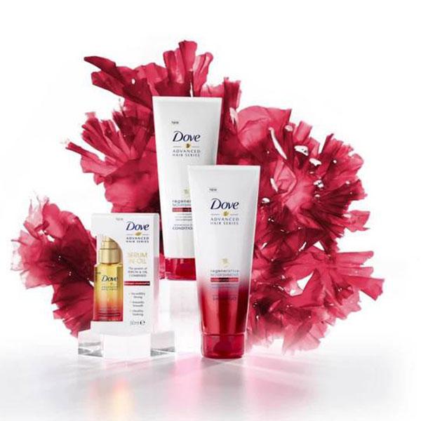 معرفی محصولات Dove