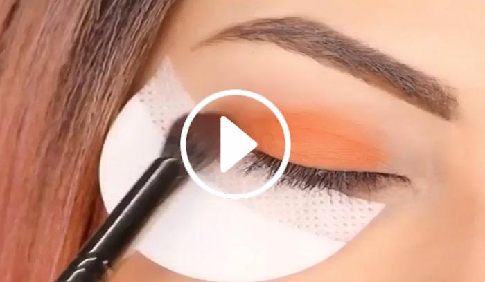 ویدیو آموزش آرایش مجلسی