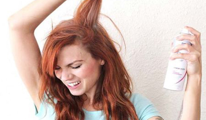 چگونه با سشوار به موها حجم دهید