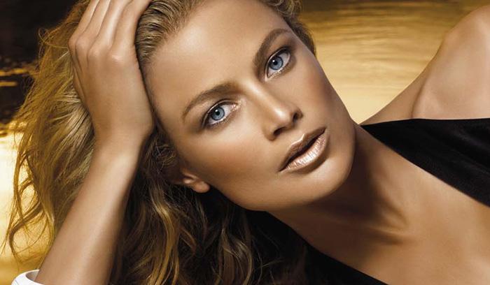 زیباسازی با آرایش برنزه
