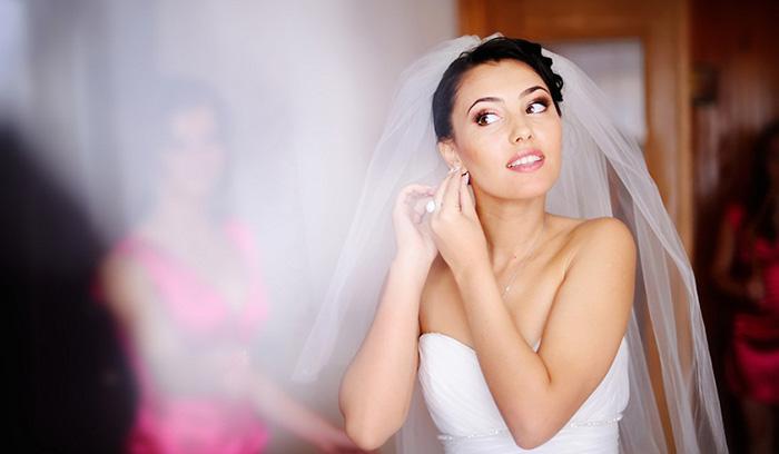 نکات مهم قبل آرایش عروس