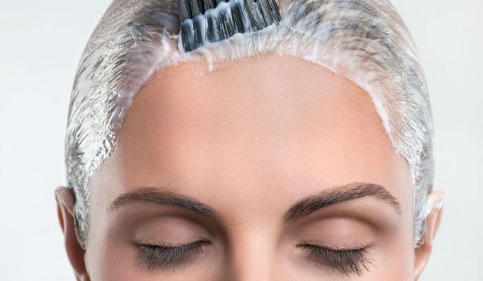 روش آموزش پاک کردن رنگ مو