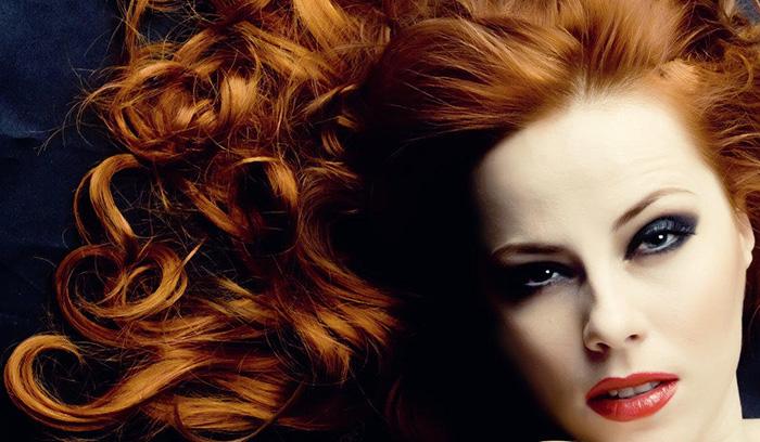 انتخاب رنگ مو