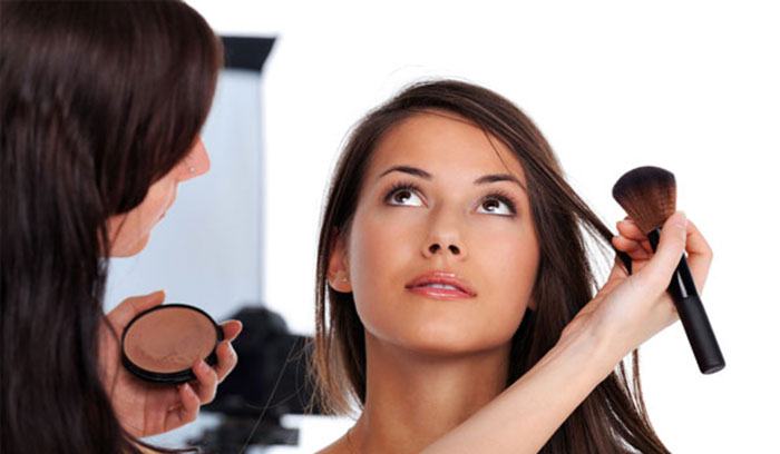 آموزش آرایش ساده ملایم