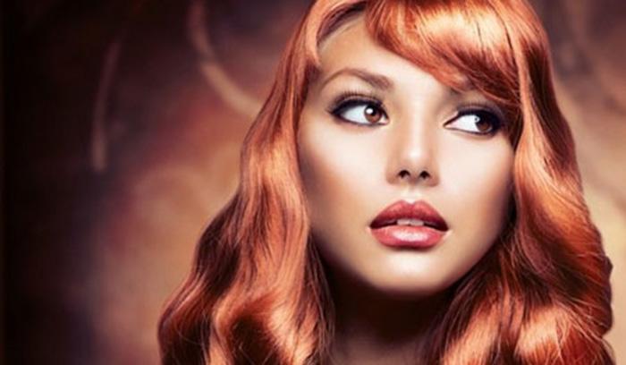 ترکیب رنگ مو پرطرفدار