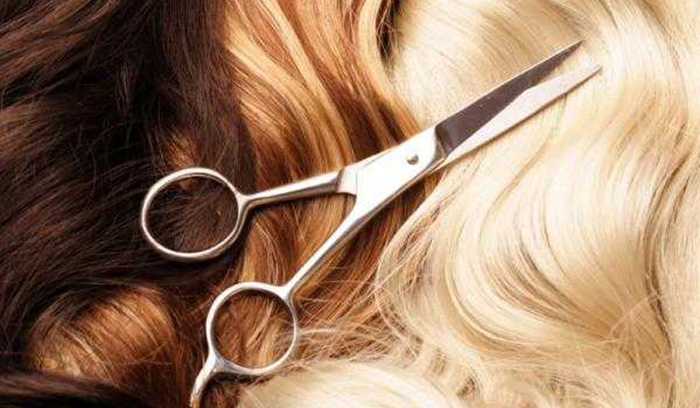 چطور موهایتان را کوتاه کنید