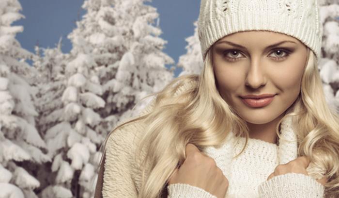 راه های پوست سالم در زمستان