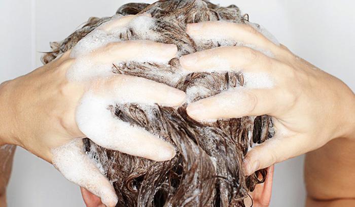 کار های مهم قبل از شستن مو