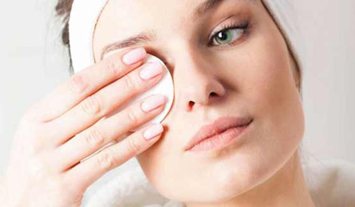 دستمال پاک کننده آرایش صورت