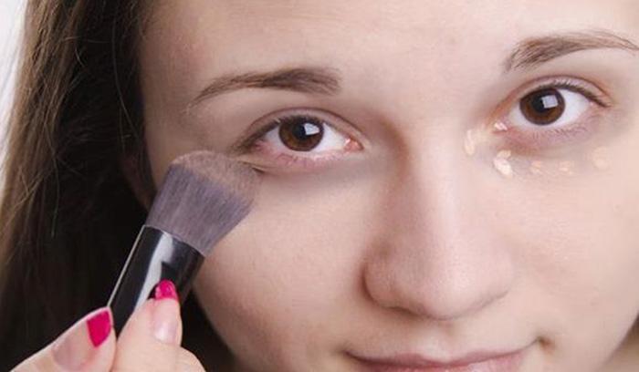 درمان کبودی زیر چشمها