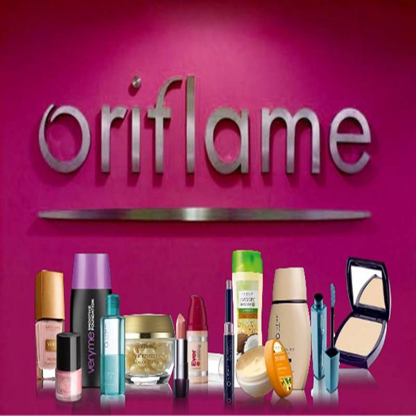 برند لوازم آرایش اوریفلیم Oriflame