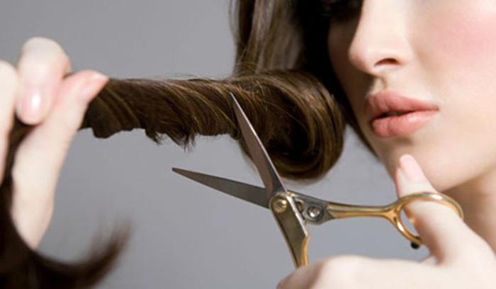 لحظههای که پس از کوتاه کردن موها با آنها روبرو میشوید