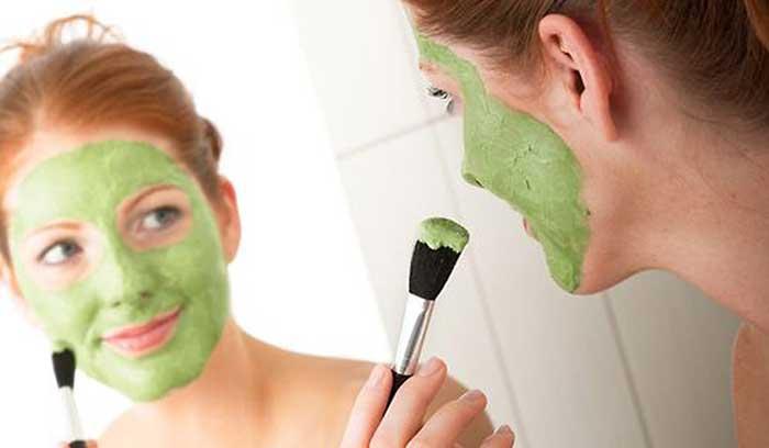 مراحل استفاده از ماسک صورت