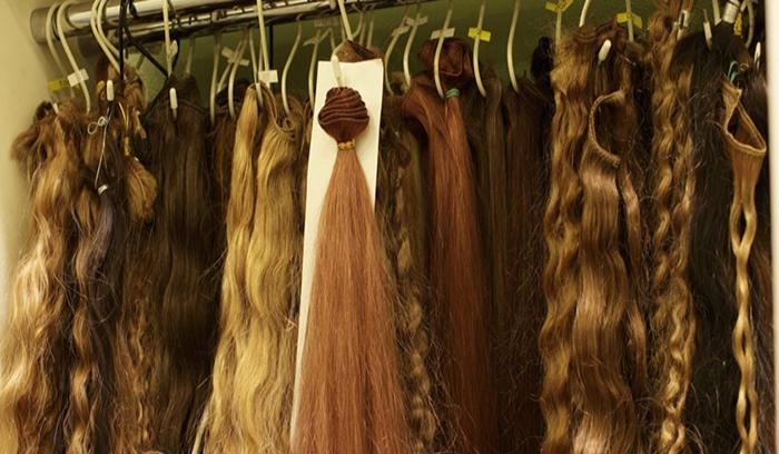 معرفی انواع مو در اکستنشن