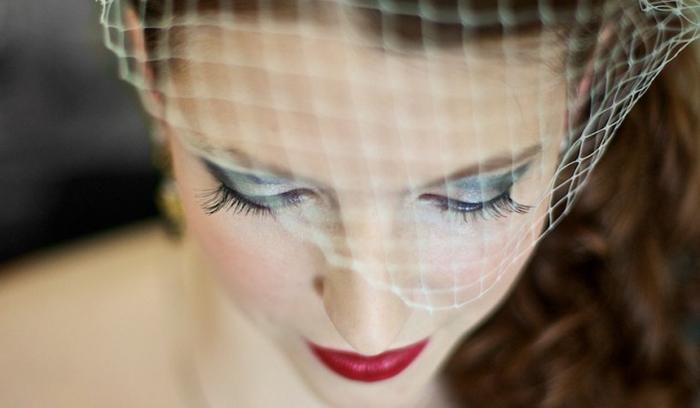 آموزش مراحل آماده کردن عروس