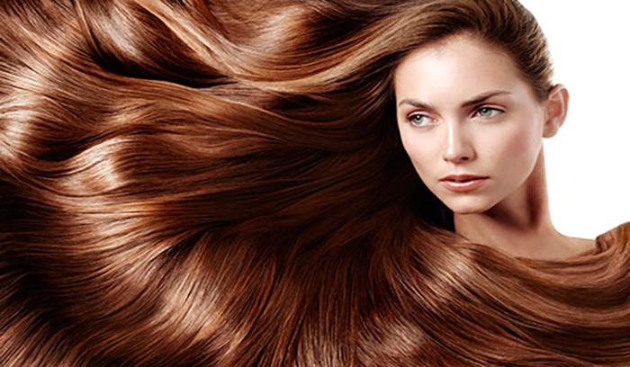 آموزش رنگ موی دارجینی