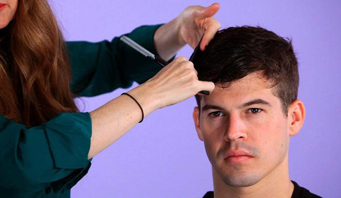 معیار انتخاب مدل مو مردانه در آرایشگاه