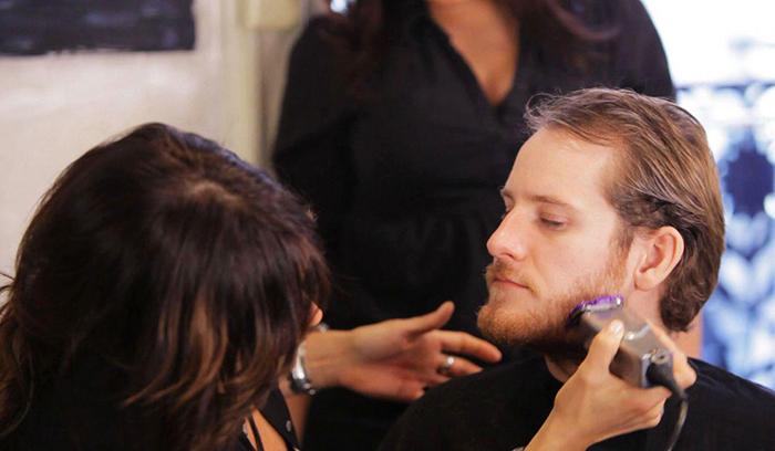 بهترین نکات آرایش مو صورت مردانه