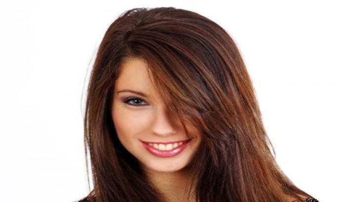 آموزش رنگ موی بلوطی