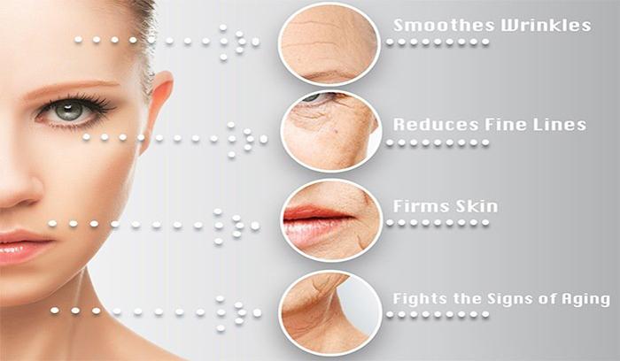 خواص ویتامین بر روی پوست