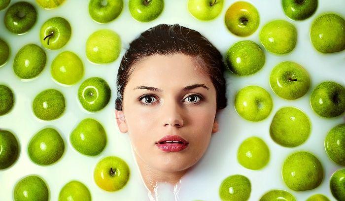 بهترین خواص ماسک سیب