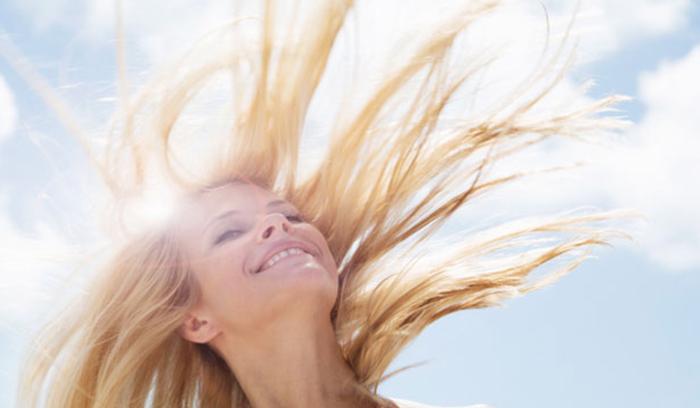 بهترین روش نگهداری مو در تابستان