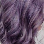 آموزش رنگ موی یاسی