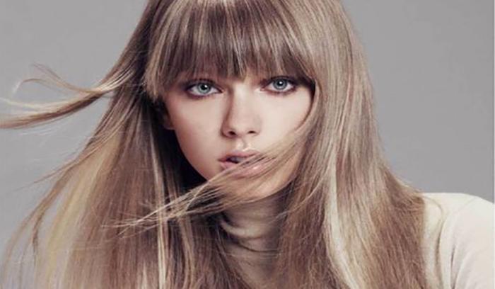 انواع رنگ موی شنی