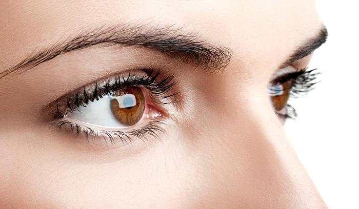 چشمان جذاب بدون آرایش - قسمت دوم