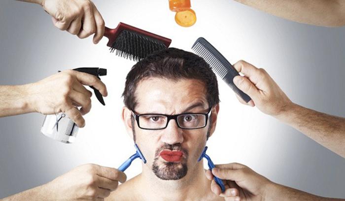 مهم ترین اشتباهات آرایش مو مردانه