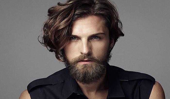 انواع رنگ موی مردانه