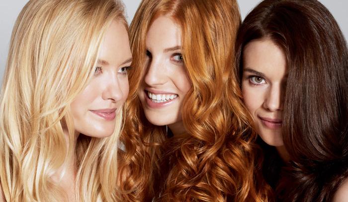 آموزش انواع رنگ مو