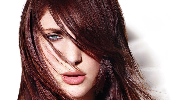 آموزش هماهنگی رنگ مو و ابرو