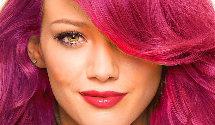 آموزش پاک کردن رنگ مو