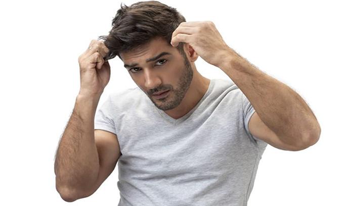 آموزش استفاده از ژل مو