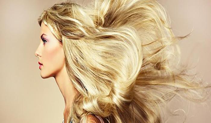 رنگ موی عسلی