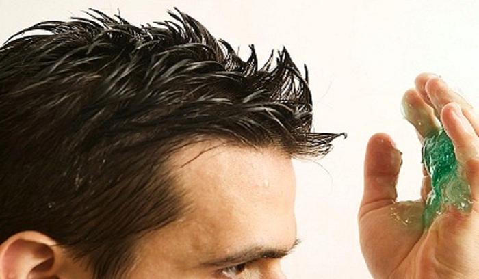 ژل موی سر