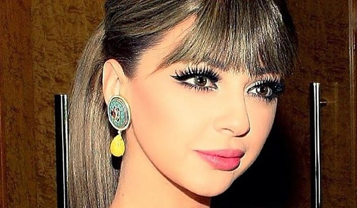 انواع آرایش لبنانی