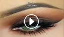 ویدیو آموزش آرایش چشم مجلسی، آرایش چشم