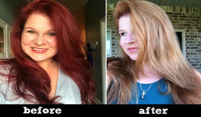 ریموور رنگ مو