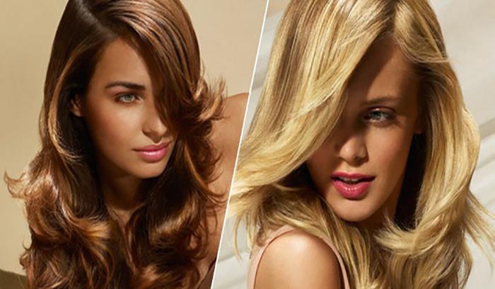پاک کردن رنگ مو