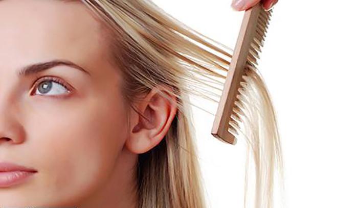 قرص تقویت مو