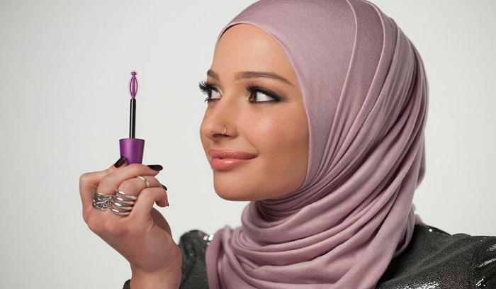زیبایی با حجاب