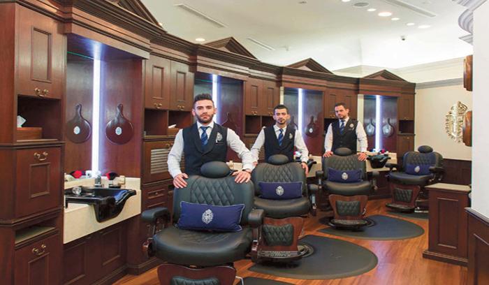 بهترین آرایشگاه مردانه
