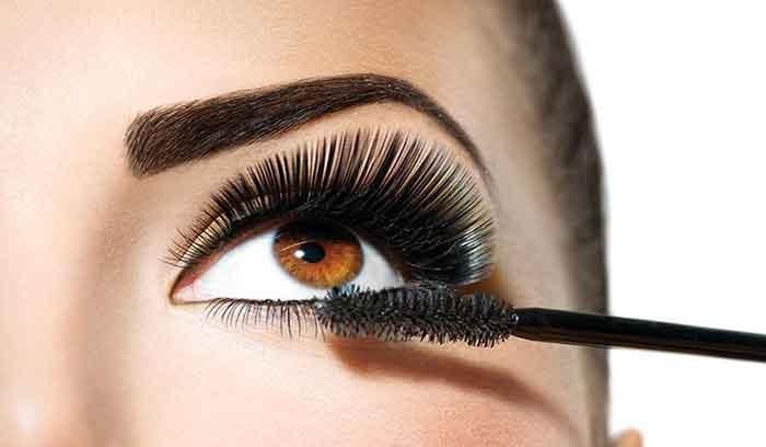 بهترین آموزش آرایش چشم قهوه ای