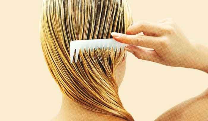 بهترین راه گرفتن آب اضافی مو