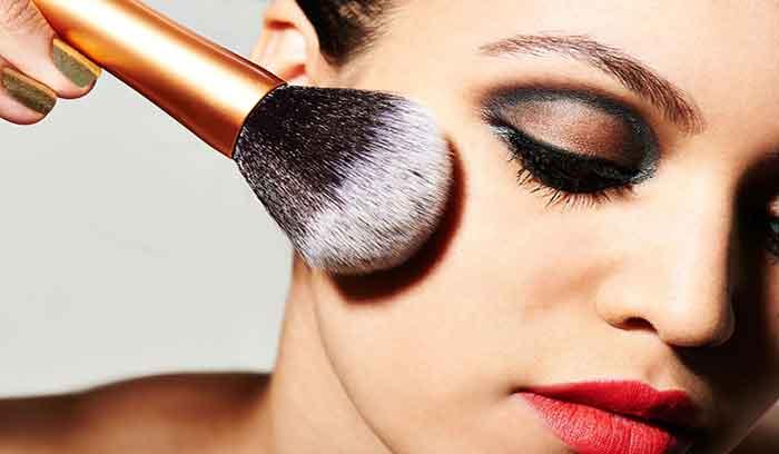 مهم ترین راهنمای آرایش بر اساس فرم صورت