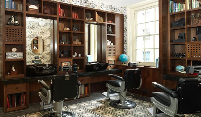 وسایل آرایشگاه مردانه