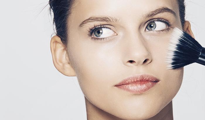 آرایش چشم فرانسوی